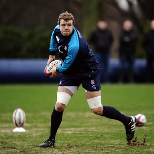 Parling absence weakens England