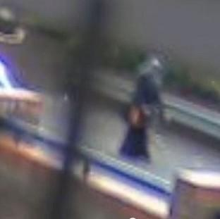 Banbury Cake: CCTV footage shows Nahid Almanea's last movements (Essex Police/PA)