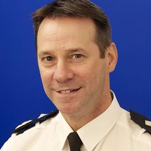 Mark Gilmore, chief constable of West Yorkshire Police, has been suspended
