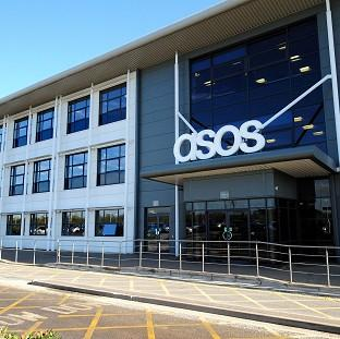 Banbury Cake: The Asos warehouse in Barnsley has been badly damaged in a fire