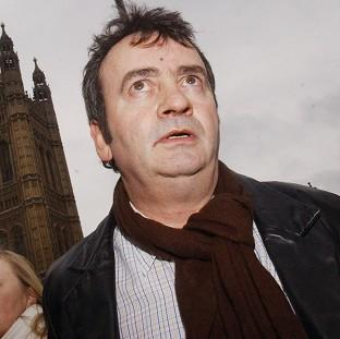 Gerry Conlon after his release from prison