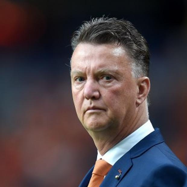 Banbury Cake: Holland manager Louis van Gaal, pictured, was pleased as his side won with a different style