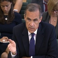 Carney hints at gradual rates rise