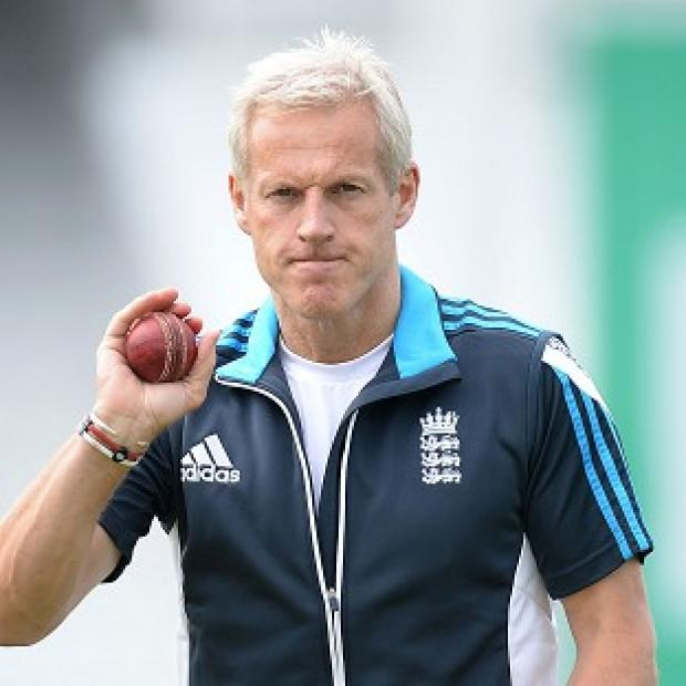 Banbury Cake: Peter Moores remains optimistic about England's new era