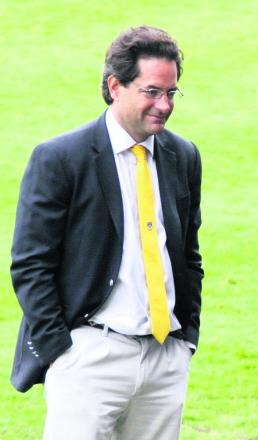 Charlie Methven is leading a group of businessmen who want to take charge of Oxford United
