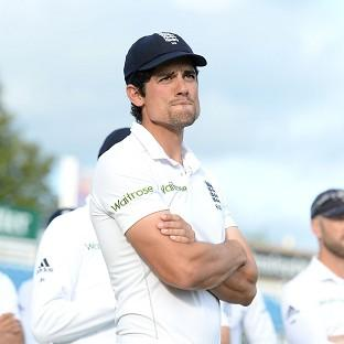 Alastair Cook has again been criticised by Shane Warne