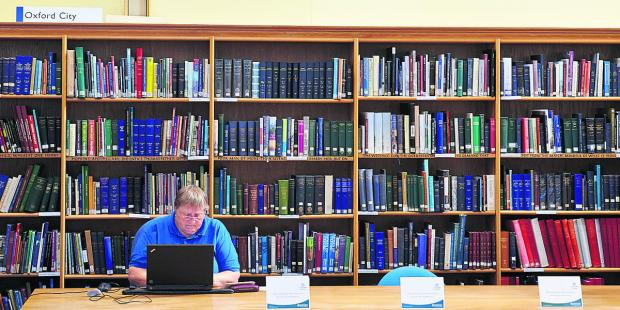 SEARCHING: The Family History Society helps those looking for their family's history