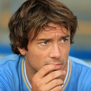 Diego Lugano, pictured, has lashed out at FIFA for imposing the record ban on Luis Suarez