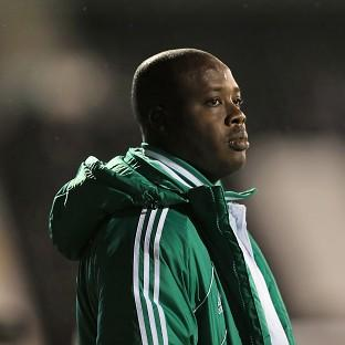 Stephen Keshi, pictured, has quit as Nigeria coach