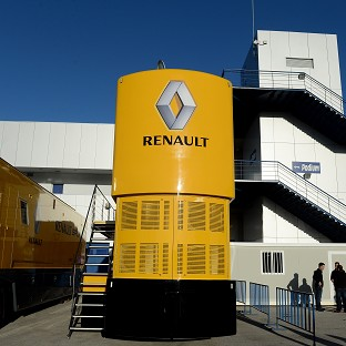 Renault hope to be back on form at Silverstone