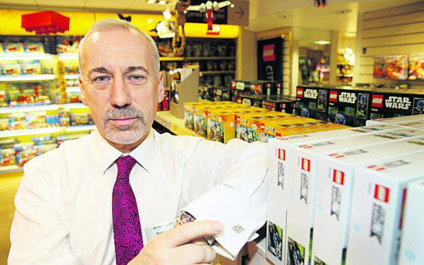 Banbury Cake: Frank Smith, head of retail operations at Boswell's in Oxford, backs Royal Mail's seven-day delivery service