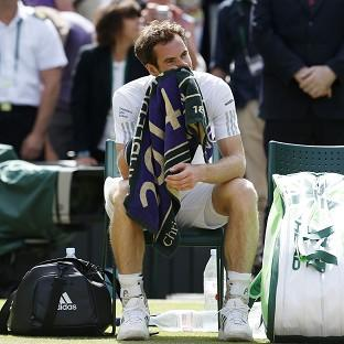 Andy Murray has struggled since his back operation