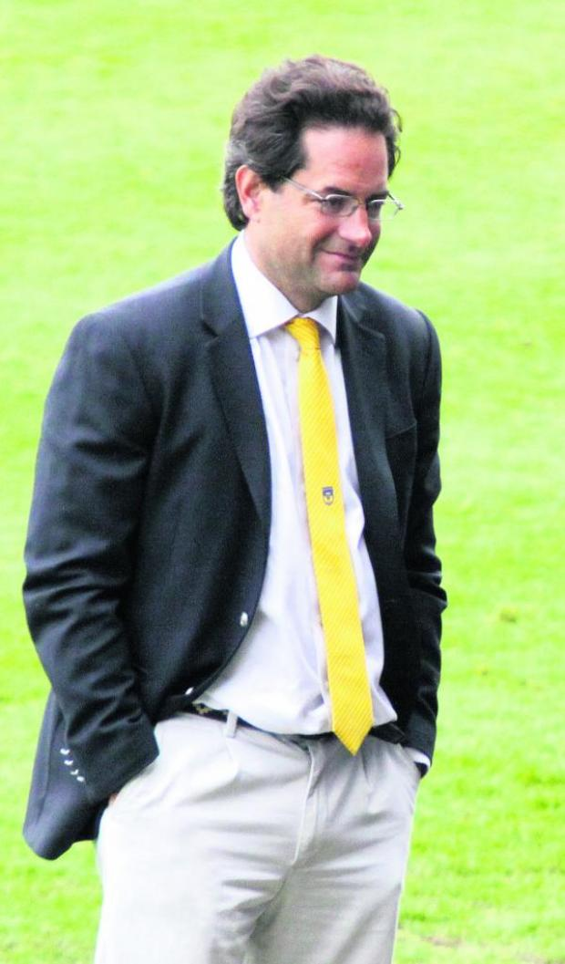 Banbury Cake: Charlie Methven says his consortium's first priority is to clear  United's debt