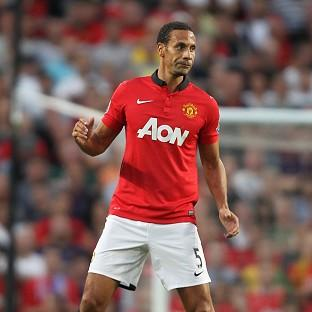 Rio Ferdinand is on the verge of returning to a London-based club