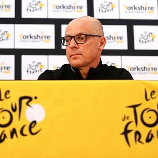 Sir Dave Brailsford has admitted that it was hard to leave Sir Bradley Wiggins out of the Tour de France