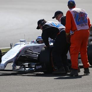 Susie Wolff's moment of Formula One history was all too brief due to a technical problem with h