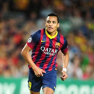 Arsenal are hopeful of signing Alexis Sanchez from Barcelona