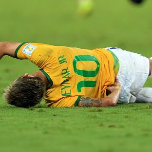 Injury has ended Neymar's World Cup campaign with Brazil