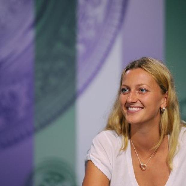 Banbury Cake: Petra Kvitova feels better prepared for life as a Wimbledon champion