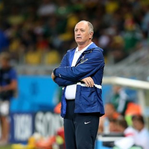 Banbury Cake: Luiz Felipe Scolari admitted the defeat to Germany was the lowpoint of his career