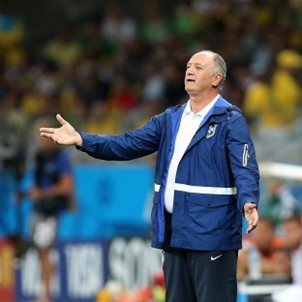Banbury Cake: Brazil manager Luiz Felipe Scolari insists his future will not be decided until after the World Cup despite a humiliating 7-1 semi-final defeat to Germany.