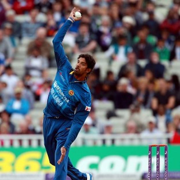 Banbury Cake: Sachithra Senanayake's action was scrutinised after the one-day international at Lord's