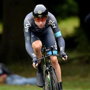 Sir Bradley Wiggins has sat out this year's Tour de France