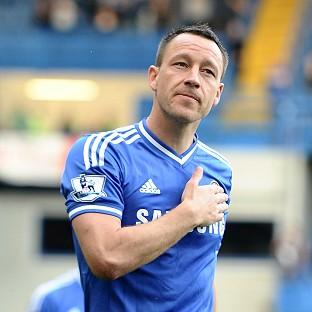 John Terry, pictured, believes Diego Costa could be