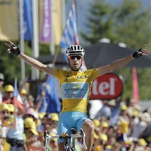 Italy's Vincenzo Nibali says he won't take victory for granted (AP)