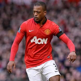 Patrice Evra's long spell at Old Trafford appears to