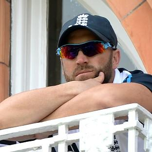 Matt Prior 'would love' to play for England again after taking a step back