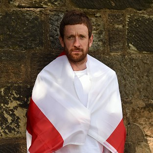 Sir Bradley Wiggins will be back on the track in Glasgow