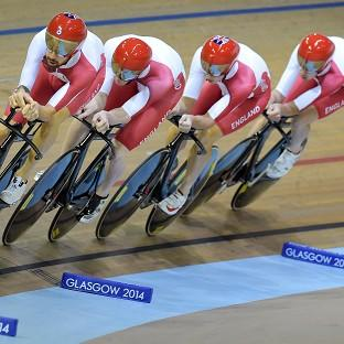 England and Sir Bradley Wiggins will race for gold this evening