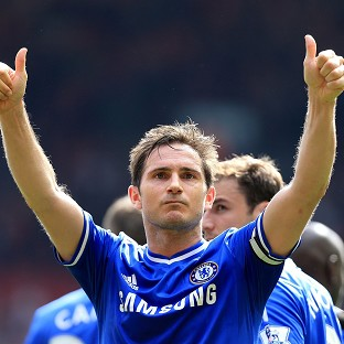 Frank Lampard has signed for New York City FC