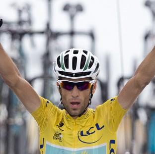 Vincenzo Nibali completed his fourth stage victory