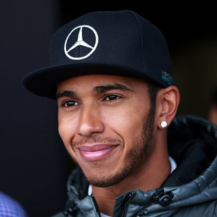 Lewis Hamilton is enjoying a good season with Mercedes