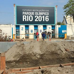 Rio 2016 communications director Mario Andrada said 'huge progress' had been made in recent months