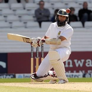 Hashim Amla occupied the crease well to help South Africa draw the second Test