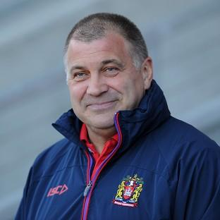 Wigan coach Shaun Wane was understandably delighted with his side's big win over Salford