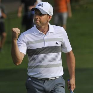 Sergio Garcia put in a phenomenal display on the back nine (AP)