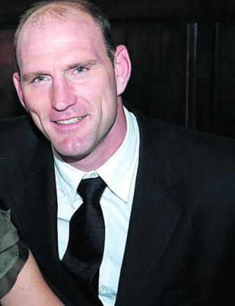 Rugby player Lawrence Dallaglio has joined the fig