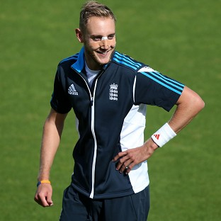 Stuart Broad was involved at the Kia Oval on Thursday