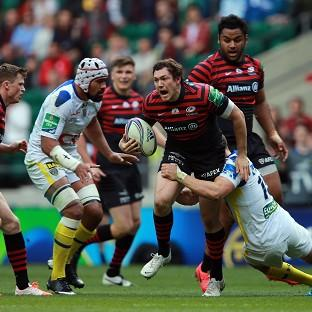 Saracens overcame Clermont 46-6 in the semi-finals at Twickenham last season