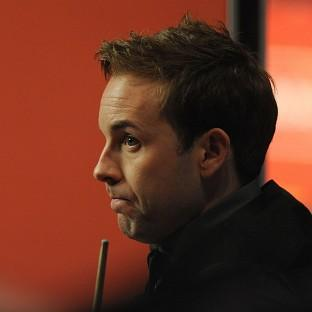 Ali Carter is hoping to return to snooker in October