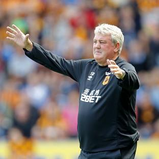 Steve Bruce was left fuming after Stoke equalised against his Hull City side