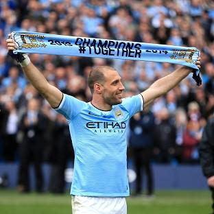 Pablo Zabaleta is looking forward to competing