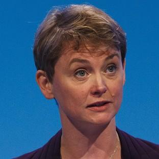 Shadow home secretary Yvette Cooper says Labour will make it compulsory for authorities to report sex abuse claims