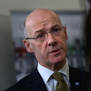 John Swinney said PMQs was a stark reminder of what a No vote would mean