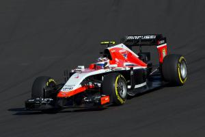 MOTORSPORT: Marussia hope to return to F1 grid this season