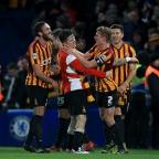 Banbury Cake: Bradford City caused one of the biggest FA Cup shocks in recent years by beating Chelsea 4-2 at Stamford Bridge